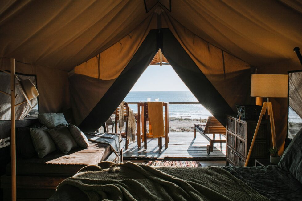 How to Plan the Perfect Glamping Trip